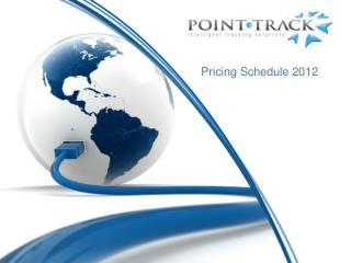 Pricing Schedule 2012
