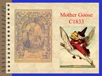 Mother Goose C1833