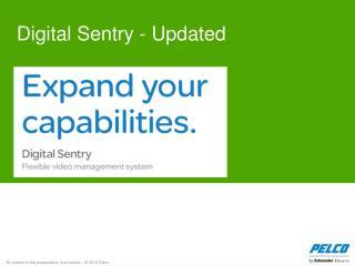 Digital Sentry - Updated