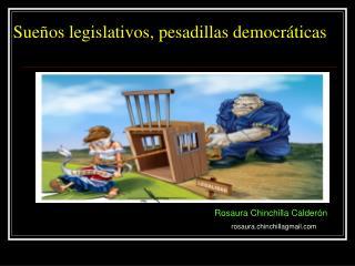 Dra. Rosaura Chinchilla Calder n