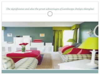 interior designer shanghai