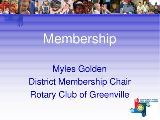 Reversing Membership Freefall