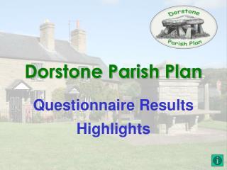 Dorstone Parish Plan