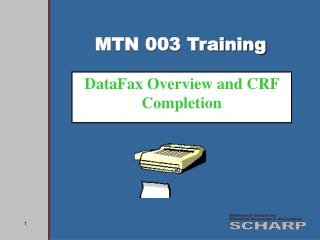 MTN 003 Training