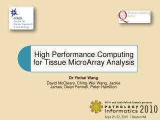 Dr Yinhai Wang David McCleary, Ching-Wei Wang, Jackie James, Dean Fennell, Peter Hamilton