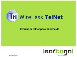 Emulador telnet para handhelds