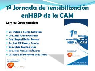 1  Jornada de sensibilizaci n enHBP de la CAM