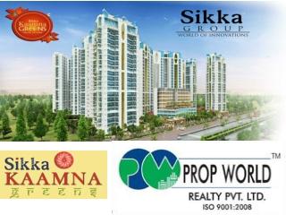 Sikka Kaamna Greens 9910002840 Sikka Kaamna Greens Noida