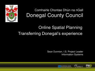 Comhairle Chontae Dh n na nGall Donegal County Council