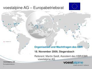 Voestalpine AG   Europabetriebsrat