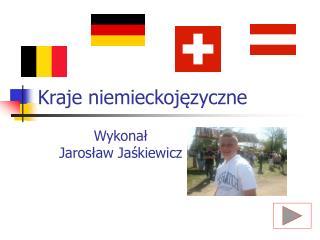 Kraje niemieckojezyczne