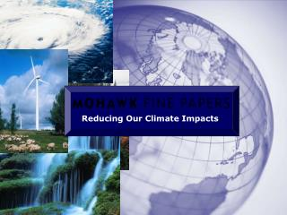 Reducing Our Climate Impacts