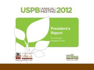 President s Report