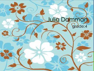 Julia Damman