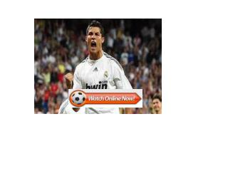 Live Real Madrid vs Lyon Live online streaming SOCCER game