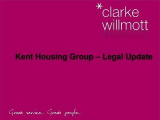 Flexible tenancies