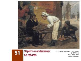 S ptimo mandamiento: no robar s