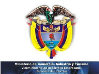 Labor del Servicio de Informaci n y la Cooperaci n T cnica   Colombia