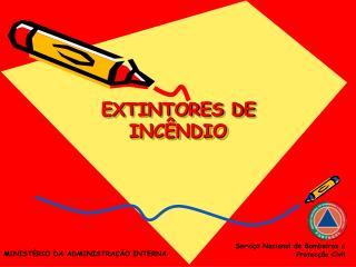 EXTINTORES DE INC NDIO