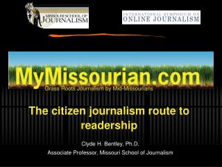 The citizen journalism route to readership