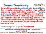 Sunworld Group Housing Project