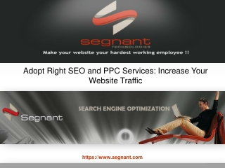 Adopt Right SEO and PPC Services Increase Your Website Traff