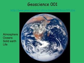 Geoscience 001
