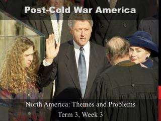 Post-Cold War America