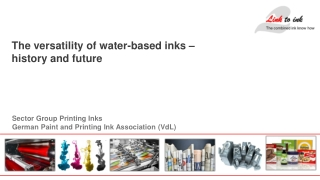 E-ink : The Evolution of                 Paper