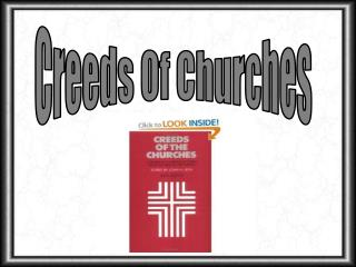 Creeds Of Churches