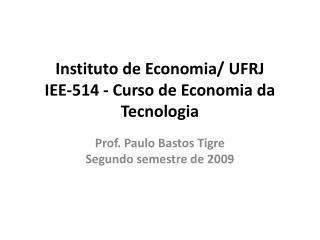 Instituto de Economia