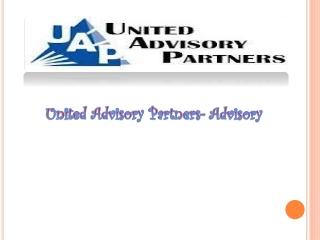 United Advisory Partners- Advisory