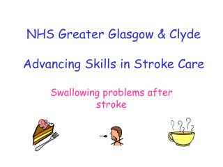 NHS Greater Glasgow  Clyde  Advancing Skills in Stroke Care