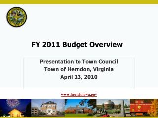 FY 2011 Budget Overview
