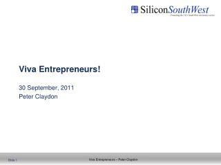 Viva Entrepreneurs