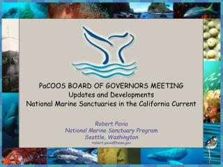 The National Marine Sanctuary Program
