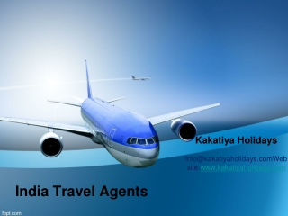 tour operators in india