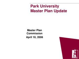 Park University Master Plan Update