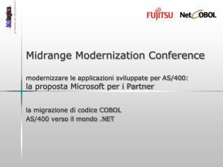 Midrange Modernization Conference  modernizzare le applicazioni sviluppate per AS