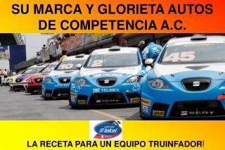 SU MARCA Y GLORIETA AUTOS DE COMPETENCIA A.C.