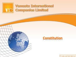 Vanuatu International  Companies Limited