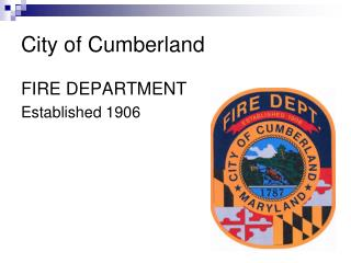 City of Cumberland