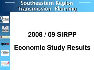 Five Economic Planning Studies   Entergy to Georgia ITS 2000 MW   SPP to SIRPP  5000 MW   PJM Classic to Southern  3000