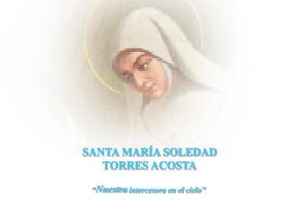 SANTA MAR A SOLEDAD  TORRES ACOSTA
