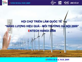 ENTECH HA NOI 2009