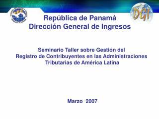 Marzo  2007