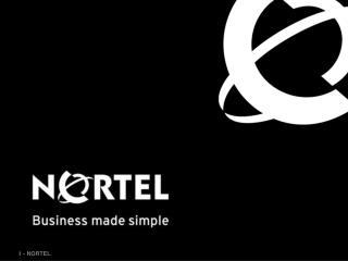 1 - NORTEL