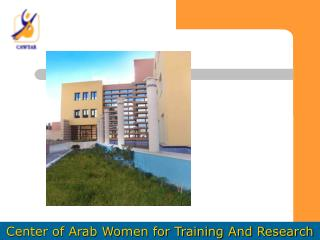 Center of Arab Women for Training And Research