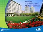 Welcome Alejandro Gauna Michael Malanyaon