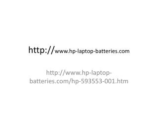 http://www.hp-laptop-batteries.com/hp-593553-001.htm